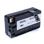 Cartucho de Tinta Compatível com Hp 950xl Preto Cn045ab 75ml