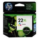 Cartucho de Tinta HP 11ML 22XL C9352CB Tricolor