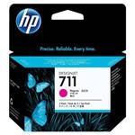 Cartucho de Tinta HP 711 Magenta Pacote Triplo - C