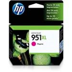 Cartucho de Tinta HP 951XL - Alto Volume - Magenta - CN047AL