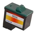 Cartucho de Tinta Lexmark 10n0026   Color   Ingá Compatível
