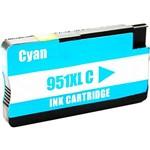 Cartucho de Tinta para HP 951XL | 8100 Cyan Compatível