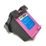 Cartucho de Tinta Similar HP 664XL Colorido F6V30A Tricolor Compatível HP Deskjet Ink Advantage 1115 2136 3536 3636 3776 3836 4536 4676