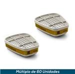 Cartucho 3M 6006 - Multigases (Par)