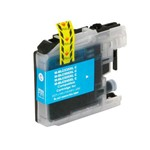 Cartucho para Brother LC505 | DCP-J100 | MFC-J200 Cyan Compatível 14ml