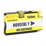 Cartucho para Hp 951xl | 8600 Alto Rendimento Yellow Compatível