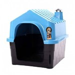 Casa de Cachorro Pequena No. 1 (48x39x39cm)
