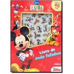 Casa do Mickey, a - Livro de Ímas Fofinhos