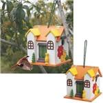 Casa para Pássaros Chalesco Funny Bird