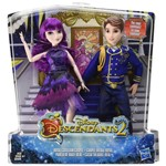 Casal do Baile Real - Ben e Mal - Descendentes Disney - Hasbro E5306