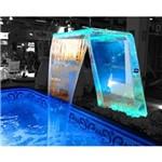 Cascata Paradise Acrylic com Iluminação - Sodramar