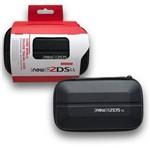 Case Bolsa Capa Protetora Estojo de Transporte para Nintendo New 2ds Xl Ll Preto