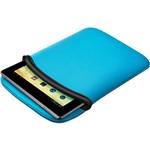 """Case Multilaser Dupla Face Neoprene para Tablet 7"""" - Preto e Azul"""