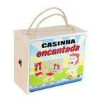 Casinha Encantada - Maleta
