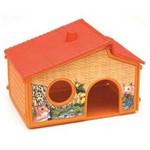 Casinha Plástica para Hamster Mr Pet