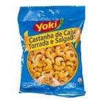 Castanha de Cajú Yoki 100g