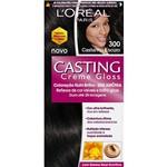 Casting Creme Gloss 300 Castanho Escuro - L'oreal