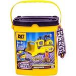 Cat Machine Junior Operator Bulldozer 8 Peças - Dtc 3858