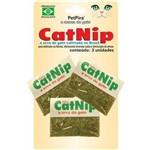 Catnip Petpira Erva do Gato - 3 Unidades de 3 G