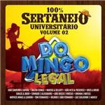 CD 100% Sertanejo Universitario Vol.2