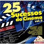CD - 25 Sucessos do Cinema - Vol. 2
