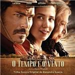 CD - Alexandre Guerra - o Tempo e o Vento - Trilha Sonora