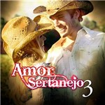 CD Amor Sertanejo 3