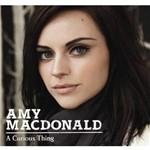 CD Amy Macdonald - a Curious Thing
