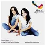 CD Ana Durañona e Natalia Gonzalez - Canto de Latinoamerica