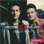 CD André e Felipe Chuva de Poder (Play-Back)