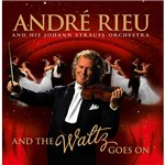 CD Andre Rieu - And The Waltz Goes On