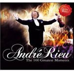 CD André Rieu - The 100 Greatest Moments (Duplo)