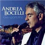 CD Andrea Bocelli - Love In Portofino