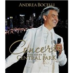CD Andrea Bocelli - One Night In Central Park