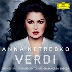 CD Anna Netrebko - Verdi