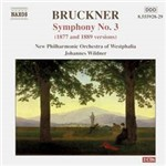 CD Anton Bruckner - Symphony No. 3 (Importado)
