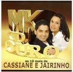 CD as 10 Mais de Cassiane Jairinho