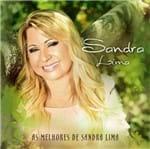 CD as Melhores de Sandra Lima