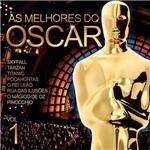 CD - as Melhores do Oscar - Vol. 1