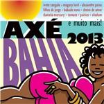 CD Axé Bahia 2013