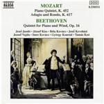 CD Beethoven - Quintet In e Flat Major