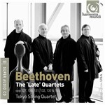 CD Beethoven The Late Quartets