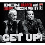 CD Ben Harper & Charlie Musselwhite - Get Up!