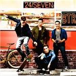 CD Big Time Rush - 24/Seven