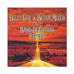 CD Billy Cox & Buddy Miles - The Band Of Gypsys Return