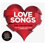 CD - Box Love Songs - The Collection (3 Discos)