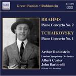 CD Brahms - Piano Concerto no 2