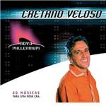 CD Caetano Veloso - Coleção Novo Millennium