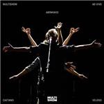 CD - Caetano Veloso - Multishow Abraçaço ao Vivo