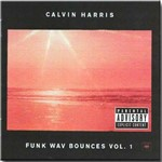 Cd Calvin Harris - Funk Wav Bounces Vol.01